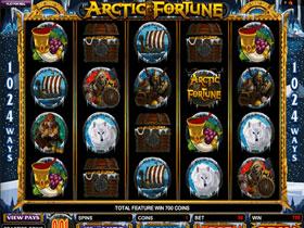 Arctic fortune microgaming slot game Mavikent